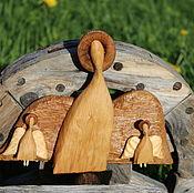 Русский стиль ручной работы. Ярмарка Мастеров - ручная работа Ангел покровитель семьи. Handmade.