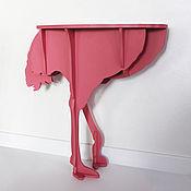 Для дома и интерьера handmade. Livemaster - original item The Ostrich Console