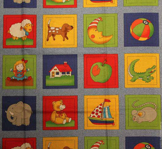 Шитье ручной работы. Ярмарка Мастеров - ручная работа. Купить Ткань для пэчворка 60х110 см. Handmade. Пэчворк, купонная ткань