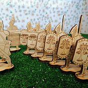 Материалы для творчества handmade. Livemaster - original item Figurines for painting: The Wars of Gondor. Handmade.