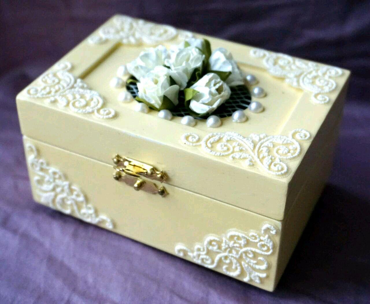 Шкатулка для свадьбы