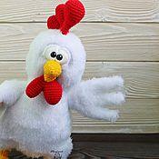 handmade. Livemaster - original item Cock Peter. Handmade.