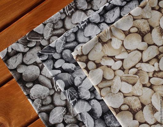 Шитье ручной работы. Ярмарка Мастеров - ручная работа. Купить Ткань для пэчворка  Sweet Home. Handmade. Бежевый, хлопок 100%