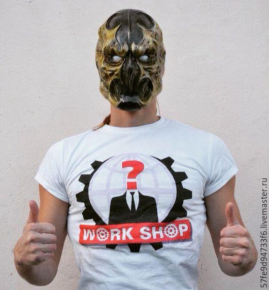 Аниме ручной работы. Ярмарка Мастеров - ручная работа. Купить Spawn(Спаун) маска. Handmade. Черный, mask, handmade