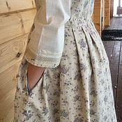 """Одежда ручной работы. Ярмарка Мастеров - ручная работа Сарафан бохо  """" Принцесса на горошине"""". Handmade."""