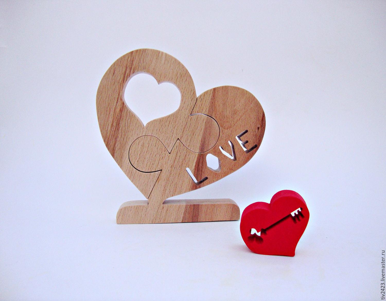 Рисунок валентинки в рамке на подставке, картинки