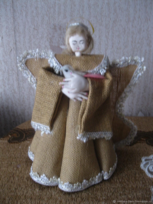 Ангел, Народная кукла, Брянск,  Фото №1