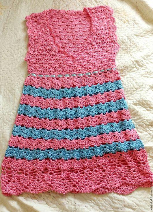 Платья ручной работы. Ярмарка Мастеров - ручная работа. Купить платье-туника для девушки размер 46-48, подойдет для беременных. Handmade.
