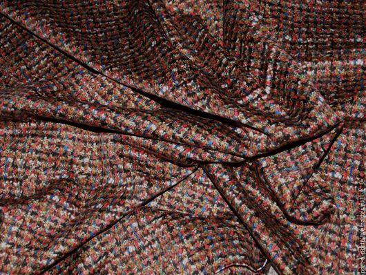 Шитье ручной работы. Ярмарка Мастеров - ручная работа. Купить MOSCHINO хлопок с эластаном , Италия. Handmade. Разноцветный, итальянская ткань