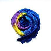 Аксессуары handmade. Livemaster - original item Buy batik scarf