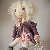 Куклы и игрушки ручной работы. Ярмарка Мастеров - ручная работа КИРОЧКА. Handmade.