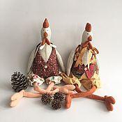 Куклы и игрушки handmade. Livemaster - original item rooster-a symbol of 2017. Handmade.