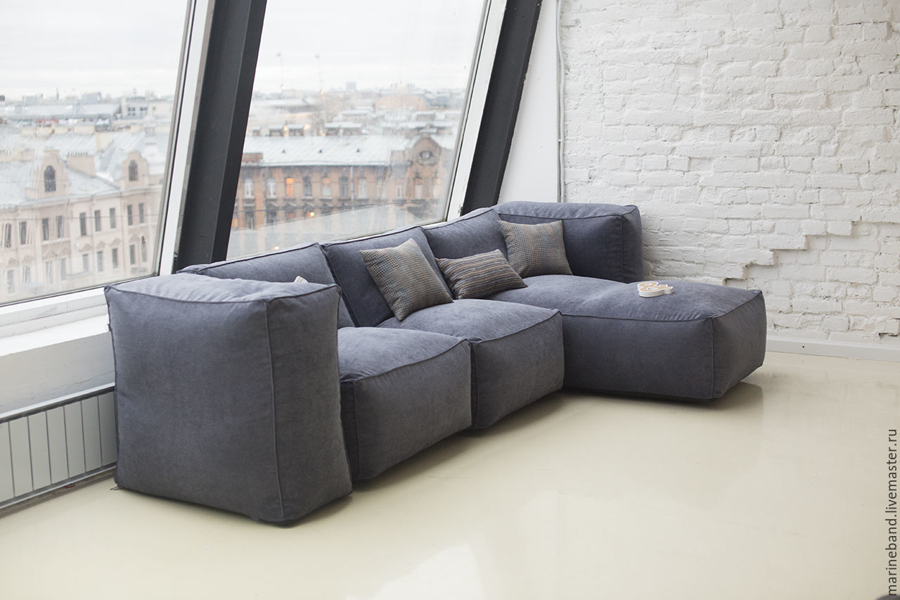 Модульные диваны для гостиной с доставкой