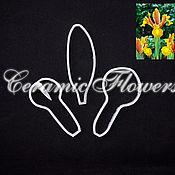 Материалы для творчества handmade. Livemaster - original item A set of cutters of the Iris plastic. Handmade.