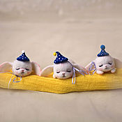 Куклы и игрушки ручной работы. Ярмарка Мастеров - ручная работа Крольчата. Handmade.