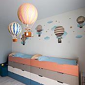 Кровати ручной работы. Ярмарка Мастеров - ручная работа Кровати: раздвижные,четырёхъярусные. Handmade.