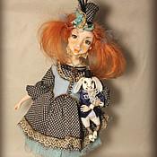 Куклы и игрушки ручной работы. Ярмарка Мастеров - ручная работа Алиса в зазеркалье. Handmade.