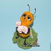 Куклы и игрушки ручной работы. Ярмарка Мастеров - ручная работа Пчелка Женя. Handmade.