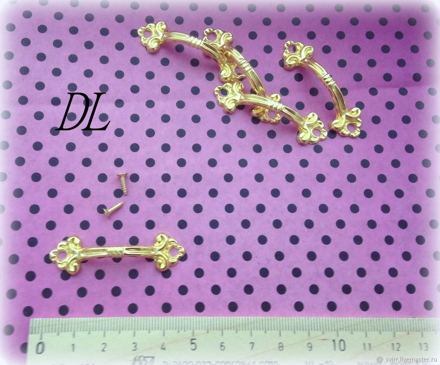 Ручка для шкатулки Ф311, Декор для декупажа и росписи, Самара,  Фото №1