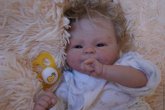 Куклы-младенцы и reborn ручной работы. Ярмарка Мастеров - ручная работа. Купить малышка из молда коко малу продан. Handmade.