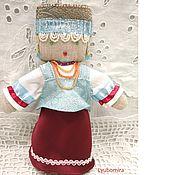 Народная кукла ручной работы. Ярмарка Мастеров - ручная работа Народная кукла: Кукла Всеслава. Handmade.