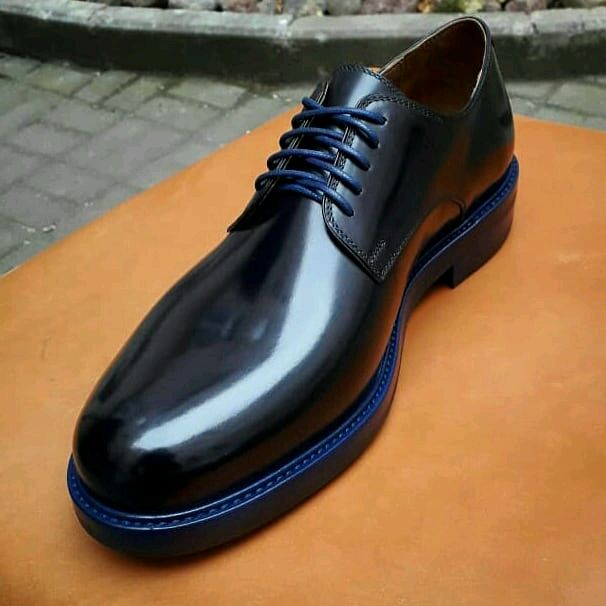 ad83ff4d2 Обувь ручной работы. Мужские кожаные туфли дерби. hay bros. Интернет-магазин  Ярмарка ...