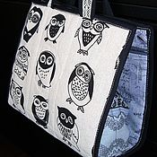 Материалы для творчества handmade. Livemaster - original item FASHION HOUSE organizer for crafts, bag. Handmade.