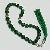 Фен-шуй и эзотерика handmade. Livemaster - original item Orthodox Christian prayer beads of jade