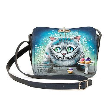 Bags and accessories handmade. Livemaster - original item Women`s bag-satchel