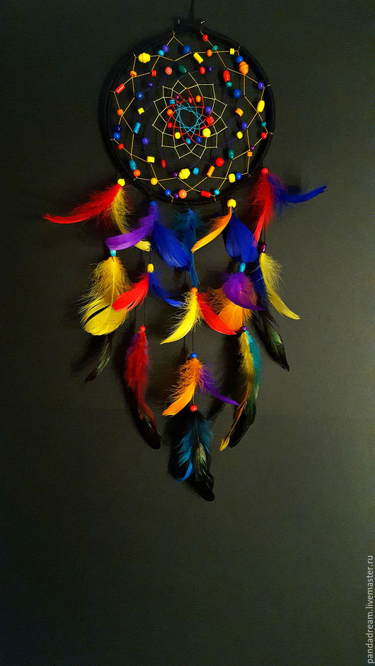 Ловцы снов ручной работы. Ярмарка Мастеров - ручная работа. Купить Any color you like. Handmade. Ловец снов