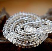Украшения handmade. Livemaster - original item rhinestone. long necklace. Handmade.