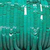 Пайетки ручной работы. Ярмарка Мастеров - ручная работа Французские пайетки 4 мм фарфоровые 6046. Handmade.