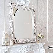 Для дома и интерьера ручной работы. Ярмарка Мастеров - ручная работа Роскошное зеркало Прованс. Handmade.