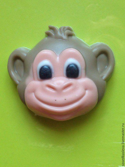 """Мыло ручной работы. Ярмарка Мастеров - ручная работа. Купить Мыло """"Мартышка"""". Handmade. Мыло ручной работы, мартышка"""
