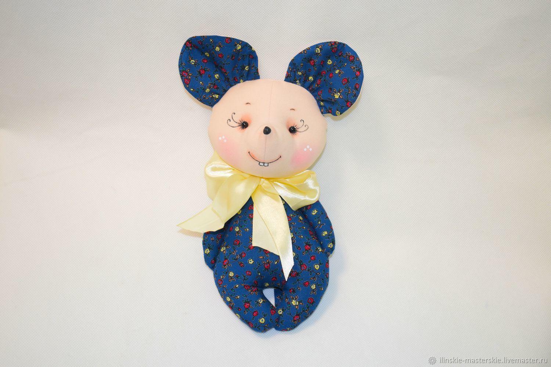 Декоративная мышка, Куклы и пупсы, Куровское,  Фото №1