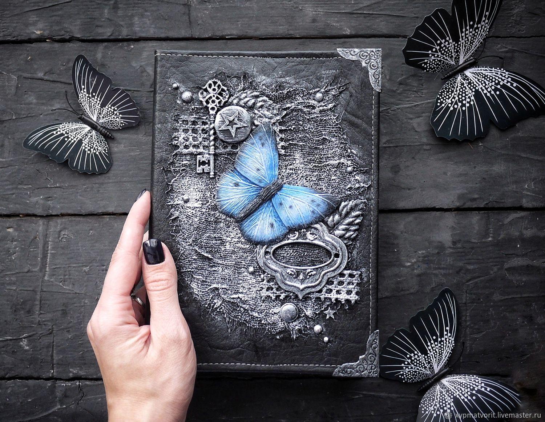 Блокнот «Эффект бабочки», Блокноты, Новосибирск,  Фото №1
