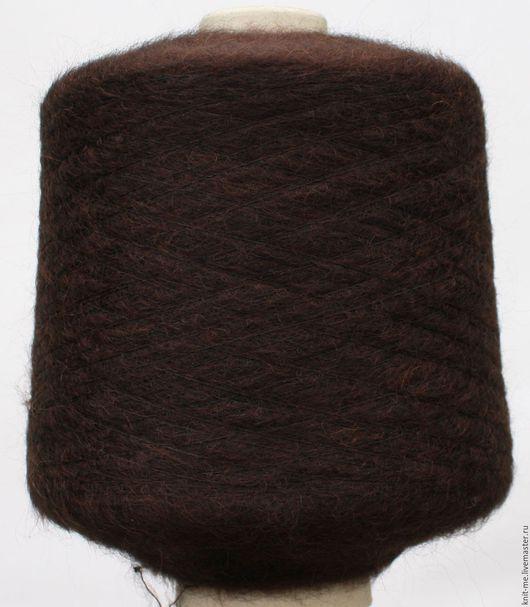 Вязание ручной работы. Ярмарка Мастеров - ручная работа. Купить CAMELOT (Lineapiu). Handmade. Коричневый, пряжа с мохером, мохер