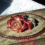 Для дома и интерьера ручной работы. Ярмарка Мастеров - ручная работа Я к розам хочу, в тот единственный сад.... Handmade.