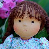 Куклы и игрушки ручной работы. Ярмарка Мастеров - ручная работа вальдорфская кукла Майя, 36см,  вальдорфская кукла. Handmade.
