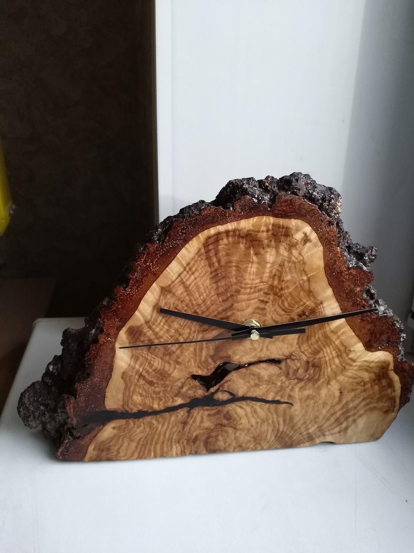 Fireplace clock: table clock, Mantel Clock, Angarsk,  Фото №1
