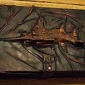 """Для дома и интерьера ручной работы. Ярмарка Мастеров - ручная работа Шкатулка """"Наутилус"""". Handmade."""