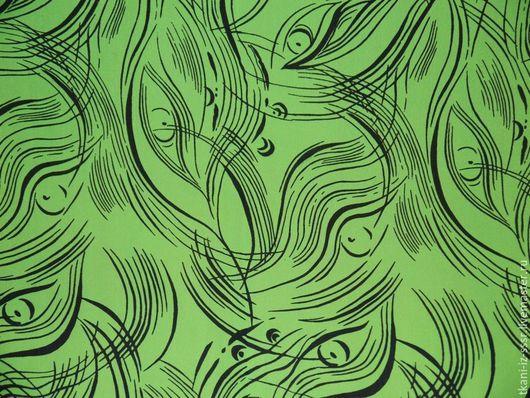Шитье ручной работы. Ярмарка Мастеров - ручная работа. Купить 11 Крепдешин Натуральный шелк Винтаж СССР 6 м 80 см. Handmade.