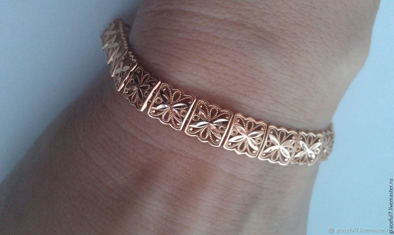 Золотой браслет Есения