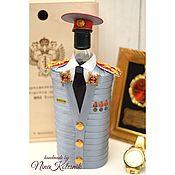 Сувениры и подарки handmade. Livemaster - original item An original gift to her husband the police General. Handmade.