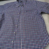 Винтаж handmade. Livemaster - original item Shirt,cotton,MarkO Polo,vintage Germany. Handmade.