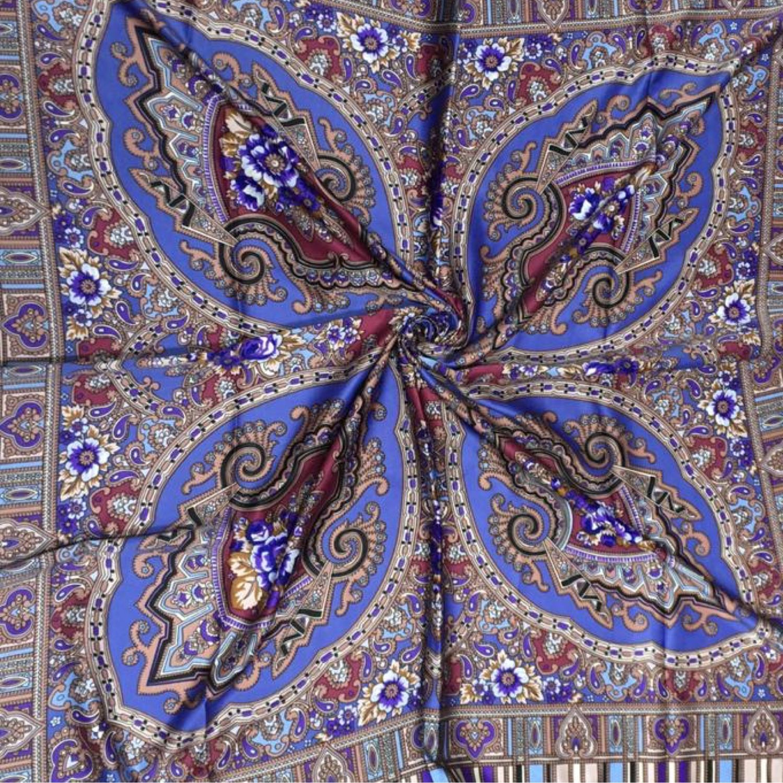 Лавандовый платок Etro, Платки, Новосибирск,  Фото №1