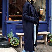 Одежда handmade. Livemaster - original item Copy of Wool oversize coat. Handmade.