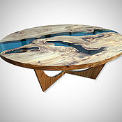 Для дома и интерьера handmade. Livemaster - original item Coffee table