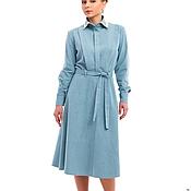 Одежда ручной работы. Ярмарка Мастеров - ручная работа Платье SLD002. Handmade.