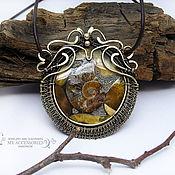 Украшения handmade. Livemaster - original item Vintage pendant